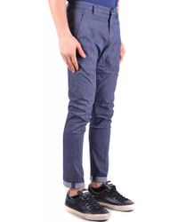 Dondup - DONDUP Trousers - Lyst