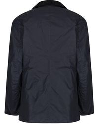 Barbour - Men's Lightweight Ashby Wax Jacket - Lyst