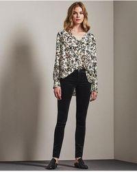 AG Jeans - Dark Sky Legging - Lyst