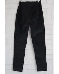 Rundholz - Aw18 2183500103 Trousers- Black - Lyst