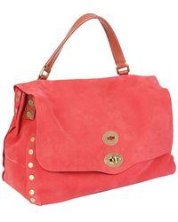 Zanellato - Shoulder Bag In Red - Lyst