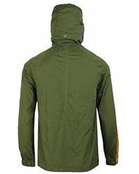 Pretty Green Overhead Hooded Jacket Khaki