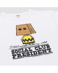 Tsptr - Social Club President Tee - Lyst