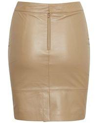 Gestuz - Char Mini Skirt - Lyst