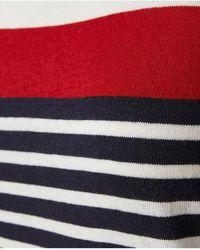 Part Two - Kisti Dark Red Knit - Lyst