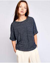 Bellerose - Eloo Striped T-shirt - Lyst