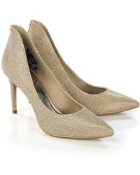 6ebb342d9e8ea6 Ted Baker - Women s Saviy Pointed Toe Heeled Court Shoes - Lyst