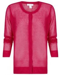 INTROPIA - Buttoned Knit Cardigan - Lyst