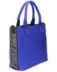 Pinko - Alaccia Shopping Grande Blue - Lyst