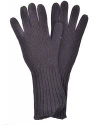 Burberry - Gloves In Black - Lyst