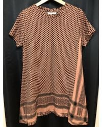 Cecilie Copenhagen - Dress 1 O Short Sleeves (shell Pink) - Lyst