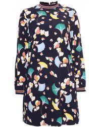 Essentiel - Antwerp Rosemary Printed Dress - Lyst