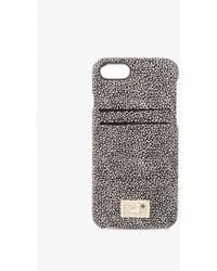 Hex - Solo Wallet Iphone 7 Case - Lyst