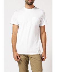 A.P.C. - T-shirt Lake - Lyst