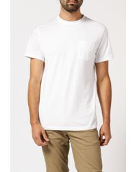 A.P.C. | T-shirt Lake | Lyst