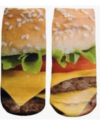 Living Royal - Burger Socks - Lyst