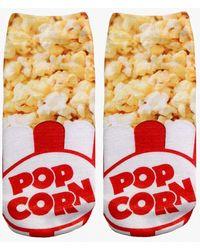 Living Royal - Popcorn Socks - Lyst