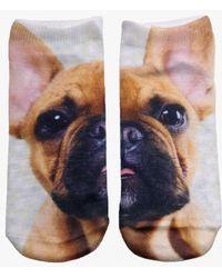 Living Royal | Puppy Ankle Socks | Lyst