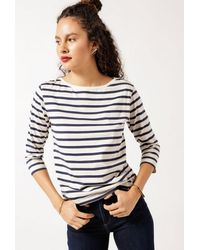 Kowtow - Building Block Boat Neck Top - Lyst