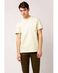 Welcome Stranger - Od Bison Pocket T-shirt - Lyst