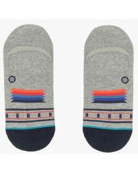Stance - Alum Low Sock - Lyst