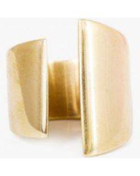 Soko - Channel Ring - Lyst