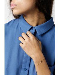 Azalea - Small Eye Bracelet - Lyst