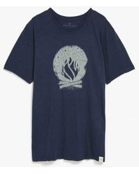United By Blue - Campfire Tee - Lyst