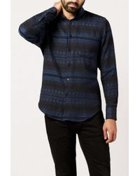 Naked & Famous - Double Weave Regular Shirt - Lyst
