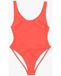Insight - Corvette Red One Piece - Lyst