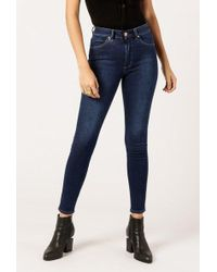 Neuw - Smith High Rise Skinny - Lyst