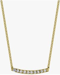Gabriela Artigas - Mini Axis Necklace - Lyst