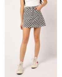 Insight - Sasha A-line Skirt - Lyst