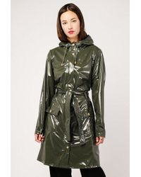 Rains - Curve Jacket - Lyst