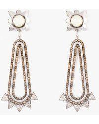 Nicole Romano - Claiborne Earrings - Lyst