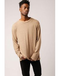 John Elliott - Pigtail Crew Sweater - Lyst