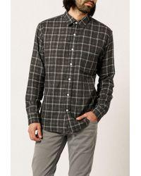 Corridor NYC - L/s Double Cloth Shirt - Lyst