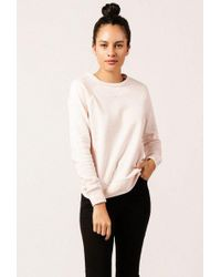 Obey - Comfy Creatures Crew Sweater - Lyst