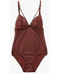 Lonely Hearts - Sabine Swimsuit - Lyst