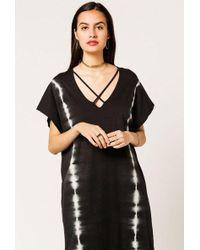 Azalea - Midi Tie Dye Dress - Lyst