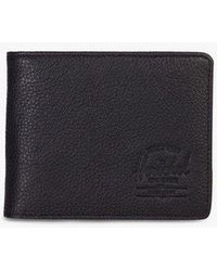 Herschel Supply Co. - Hank Leather Wallet - Lyst