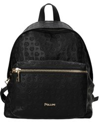 Pollini Backpacks And Bumbags - Black