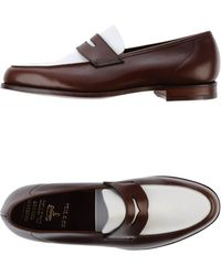 Brooks Brothers - Moccasins - Lyst
