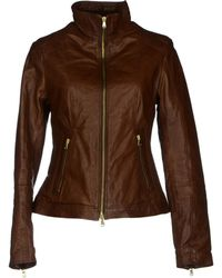 B.for Brown Jacket - Lyst