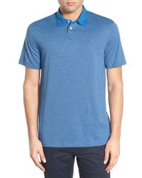 Volcom | Wowzer Grind Jersey Polo Shirt | Lyst