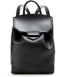 Alexander Wang Prisma Skeletal Leather Backpack - Lyst