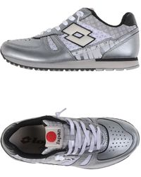 Lotto Leggenda Low-Tops & Trainers gray - Lyst