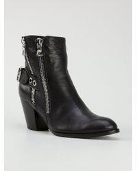 Modern Vice - 'Moto Roma' Boots - Lyst