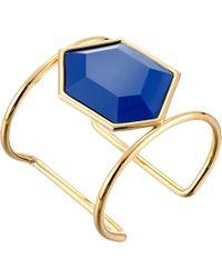 Vince Camuto Tropical Equinox Stone Cuff Bracelet - Lyst