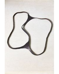 Pins And Needles - Minimal Leather Harness - Lyst
